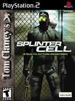 Ubisoft Tom Clancy's Splinter Cell (PS2)