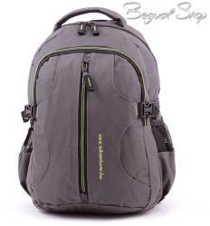 Adventurer szürke-zöld hátizsák (BT5521)