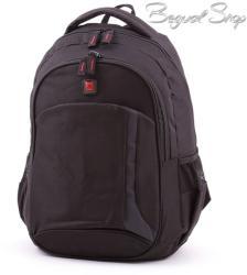 Adventurer fekete hátizsák (BT5593)