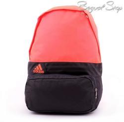 Adidas fekete-korall hátizsák (S23073)