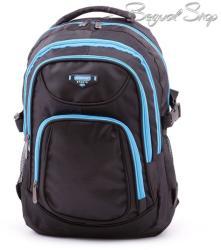 Adventurer fekete-kék hátizsák (AT567)