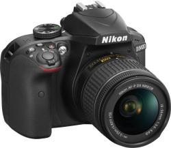 Nikon D3400 + AF-P 18-55mm VR (VBA490K001/VBA491K001)