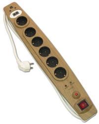 Bricolux 6 Plug 1,5m Switch (523673-BR)