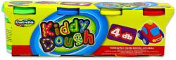 Creative Kids Kiddy Dough gyurmakészlet - 4 db-os