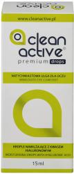 DISOP Clean Active Premium Drops 15 ml - Picături pentru ochi