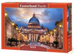 Castorland Szent Péter Bazilika 500 db-os (B-52349)