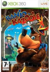 Microsoft Banjo Kazooie Nuts & Bolts (Xbox 360)