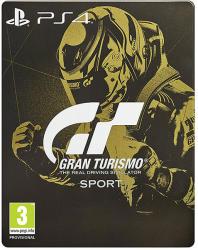 Sony Gran Turismo Sport [SteelBook Edition] (PS4)
