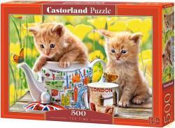 Castorland Teaidő 500 db-os (B-52356)