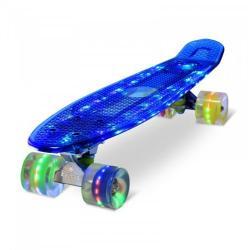 "Feldus Penny Board Full LED 22"""