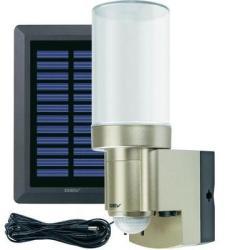 GEV Napelemes lámpa mozgásérzékelővel hidegfehér IP44 pezsgőszín GEV 014831