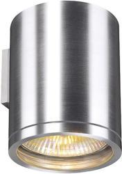 SLV ROX WALL OUT kültéri fali lámpa, szürke 229766