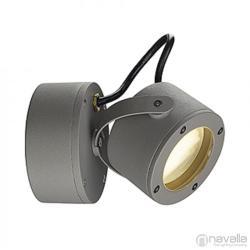 SLV SITRA 360 WL kültéri fali lámpa, kőszürke 231514