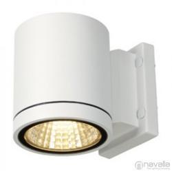 SLV ENOLA_C OUT WL kültéri fali lámpa, fehér 228511