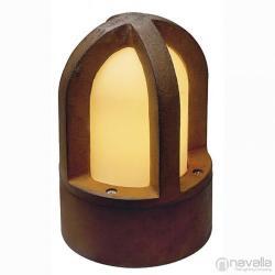 SLV RUSTY CONE kültéri lámpa, rozsda, 24cm 229430