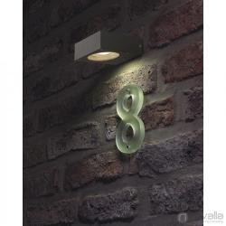 SLV QUADRASYL WL 15 kültéri fali lámpa, antracit 232285