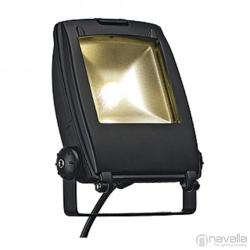 SLV LED FLOOD LIGHT 10W kültéri reflektor, fekete 231152