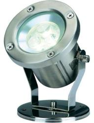 SLV NAUTILUS LED 304B kültéri reflektor, inox 230802