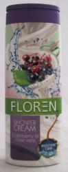 Floren Cosmetic Alderberry & Aloe Vera Tusfürdő 300ml