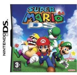 Nintendo Super Mario 64 DS (Nintendo DS)