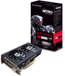 SAPPHIRE Radeon RX 460 NITRO OC 4GB GDDR5 128bit PCI-E (11257-02-20G)