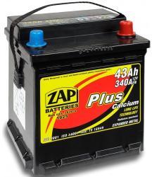 ZAP Plus 43Ah 340A