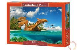 Castorland Delfin paradicsom 1000 db-os (C-103508)