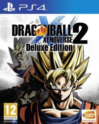 Namco Bandai Dragon Ball Xenoverse 2 [Deluxe Edition] (PS4)