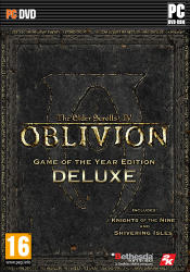 2K Games The Elder Scrolls IV Oblivion [Game of the Year Deluxe Edition] (PC)