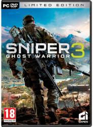 City Interactive Sniper Ghost Warrior 3 [Limited Edition] (PC)