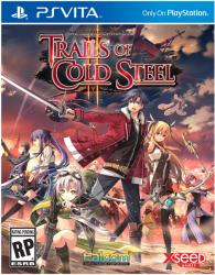 XSEED Games The Legend of Heroes Trails of Cold Steel II (PS Vita)