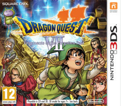 Nintendo Dragon Quest VII Fragments of the Forgotten Past (3DS)
