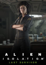 SEGA Alien Isolation Last Survivor DLC (PC)