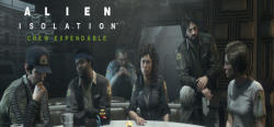 SEGA Alien Isolation Crew Expendable DLC (PC)