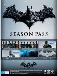 Warner Bros. Interactive Batman Arkham Origins Season Pass (PC)