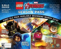 Warner Bros. Interactive LEGO Marvel Avengers Season Pass (PC)