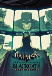 Warner Bros. Interactive Batman Arkham Origins Blackgate [Deluxe Edition] (PC)