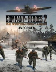 SEGA Company of Heroes 2 The Western Front Armies US Forces DLC (PC)