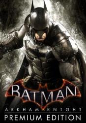 Warner Bros. Interactive Batman Arkham Knight [Premium Edition] (PC)