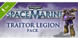 THQ Warhammer 40,000 Space Marine Traitor Legion Pack DLC (PC)