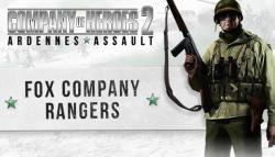 SEGA Company of Heroes 2 Ardennes Assault Fox Company Rangers DLC (PC)
