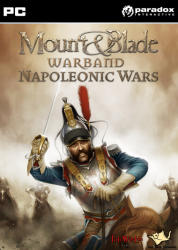 Paradox Interactive Mount & Blade Warband Napoleonic Wars (PC)