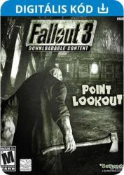 Bethesda Fallout 3 Point Lookout DLC (PC)