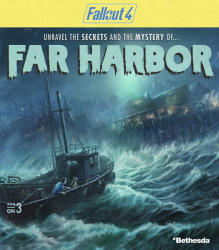 Bethesda Fallout 4 Far Harbor DLC (PC)