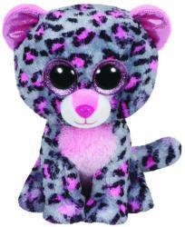 TY Inc Beanie Boos - Tasha, a leopárd 24cm (TY37038)