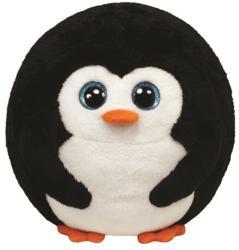TY Inc Beanie Ballz - Avalanche, a pingvin 25cm (TY38510)