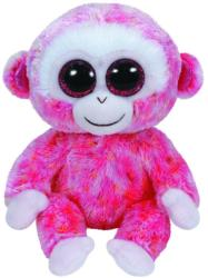 TY Inc Beanie Boos - Ruby, a majom 15cm (TY36122)