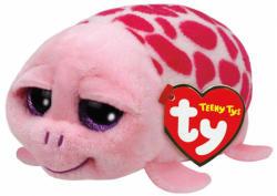 TY Inc Teeny Tys - Shuffler, a rózsaszín teknős