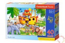 Castorland Maxi Puzzle - Noé bárkája 40 db-os (B-040209)