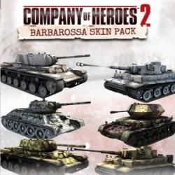 SEGA Company of Heroes 2 Barbarossa Skin Pack DLC (PC)